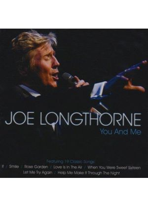 Joe Longthorne - You And Me (Music CD)