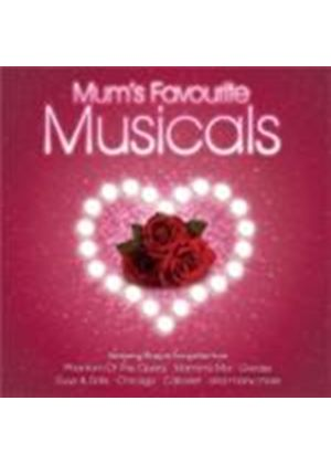 Soundtracks - Mum's Favourite Musicals (Music CD)
