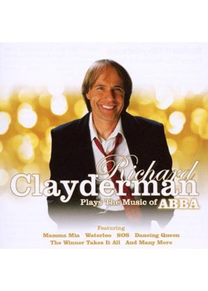 Richard Clayderman - Plays the Music of Abba (Music CD)