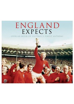 Various Artists - England Expects (Music CD)