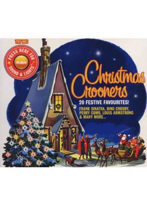 Various Artists - Christmas Crooners (Music CD)