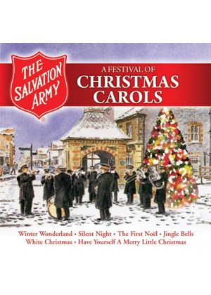 A Festival Of Christmas Carols (The Salvation Army) (Music CD)