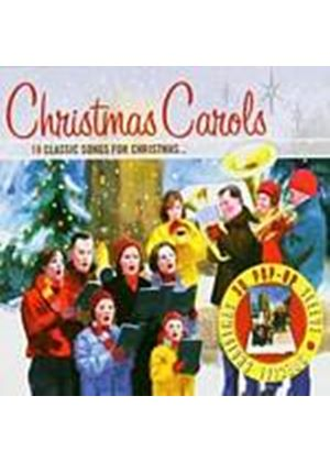 Christmas Carols - Christmas Carols [3D Pop-Up Packaging] (Music CD)