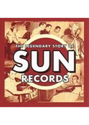 Various Artists - Legendary Story Of Sun Recordings (Music CD)