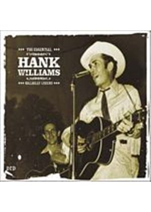 Hank Williams - The Essential Hank Williams: Hillbilly Legend (Music CD)