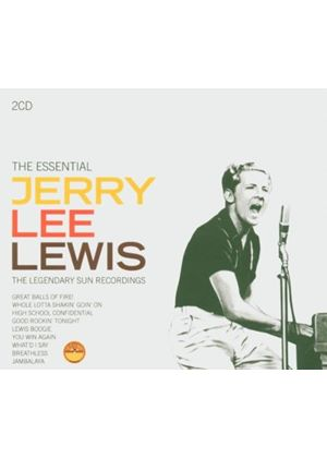 Jerry Lee Lewis - The Essential (2 CD) (Music CD)