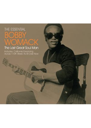 Bobby Womack - The Last Great Songwriter (Music CD)