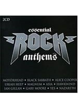 Various Artists - Essential Rock Anthems (Music CD)