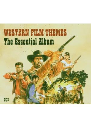 Prague Philharmonic Orchestra - Western Film Themes (Music CD)