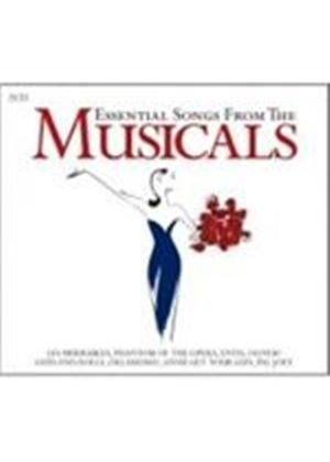 Various Artists - Essential Songs From The Musicals
