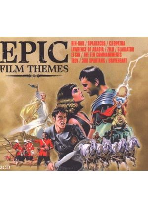 Soundtrack Compilation - Epic Film Themes