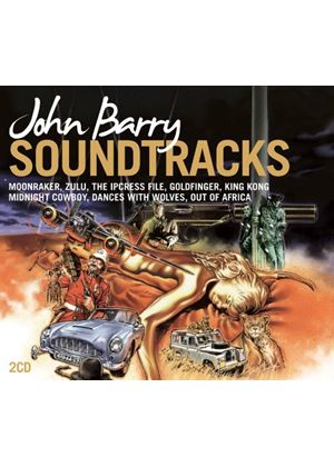 John Barry - Soundtracks (Music CD)