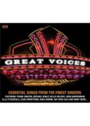 Various Artists - Great Voices (Essential Songs Fron The Finest Singers) (Music CD)