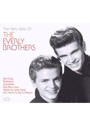 The Everly Brothers - The Very Best Of (Music CD)