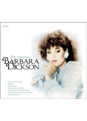 Barbara Dickson - The Essential Barbara Dickson (Music CD)