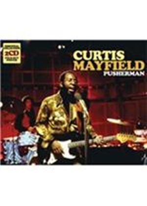 Curtis Mayfield - Pusherman (Music CD)