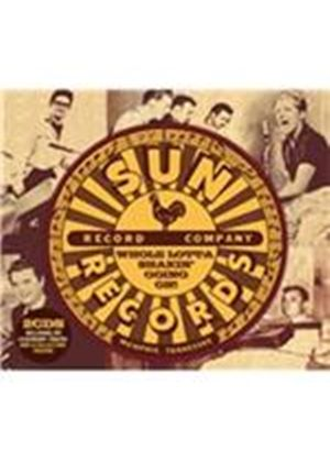Various Artists - Sun Records (Whole Lotta Shakin' Going On) (Music CD)