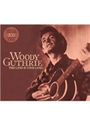 Woody Guthrie - This Land Is Your Land [Metro] (Music CD)