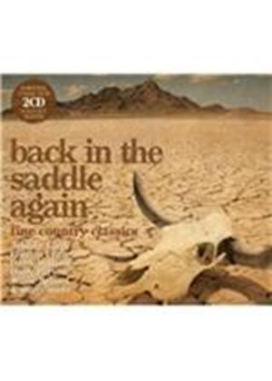 Various Artists - Back in the Saddle Again (Fine Country Classics) (Music CD)