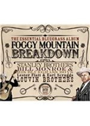 Various Artists - Foggy Mountain Breakdown (The Essential Bluegrass Album) (Music CD)