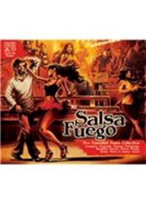 Various Artists - Salsa Fuego (The Essential Salsa Collection) (Music CD)