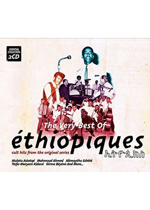 Various Artists - Very Best of Ethiopiques (Cult Hits From the Original Series) (Music CD)