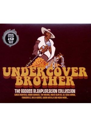 Various Artists - Undercover Brother (The Badass Blaxpoitation Collection) (Music CD)