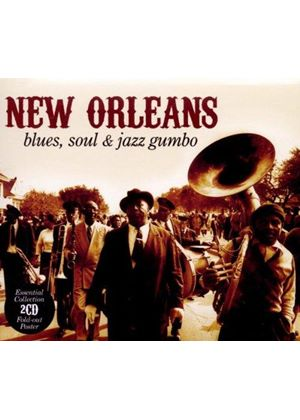 Various Artists - New Orleans (Blues, Soul & Jazz Gumbo) (Music CD)