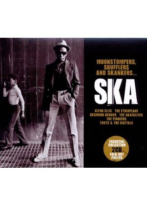 Various Artists - Ska (Moonstompers, Shufflers and Skankers) (Music CD)