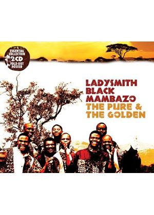 Ladysmith Black Mambazo - The Pure & The Golden (Music CD)