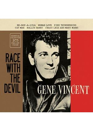 Gene Vincent - Race with the Devil [Metro] (Music CD)