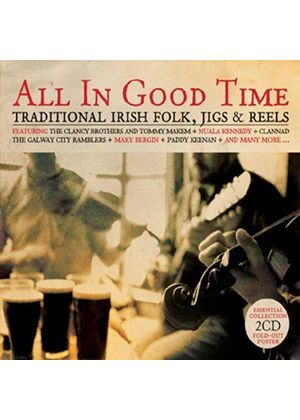 Various Artists - All in Good Time (Traditional Irish Folk, Jigs and Reels) (Music CD)