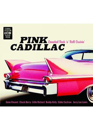 Various Artists - Pink Cadillac (Essential Rock & Roll Cruisin') (Music CD)