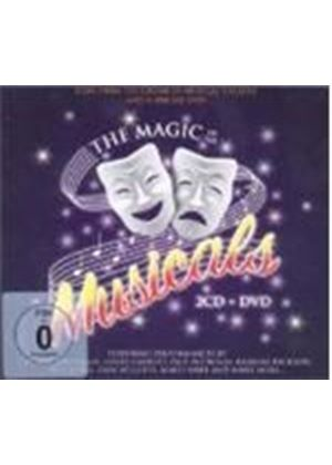 Various Artists - Magic from the Musicals [Union Square] (Original Soundtrack/+DVD)