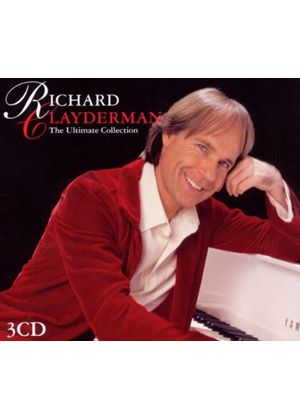 Richard Clayderman - The Ultimate Collection (3 CD) (Music CD)