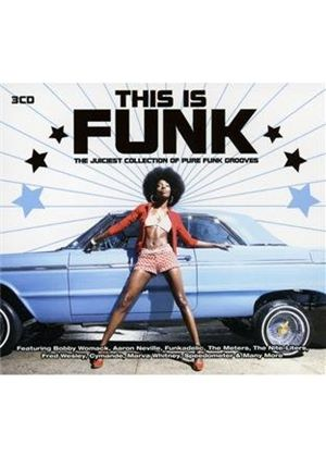 Various Artists - This Is Funk (Music CD)