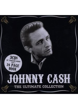 Johnny Cash - The Ultimate Collection (Music CD)