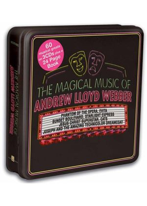 Various - The Magical Music of Andrew Ll (Music CD)