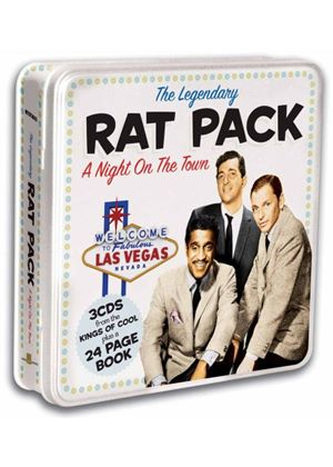 Frank Sinatra - The Legenday Rat Pack (Music CD)