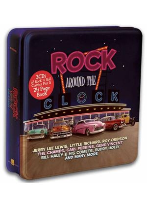 Various Artists - Rock Around the Clock (Music CD)
