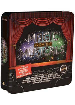 Various - Magic from the Musicals (3CD) (Music CD)