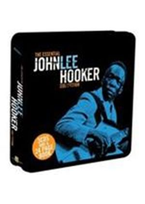 John Lee Hooker - Essential John Lee Hooker Collection, The (Limited Edition/Collector's Tin) (Music CD)