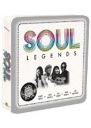 Various Artists - Soul Legends (Limited Edition/Collectors Tin) (Music CD)
