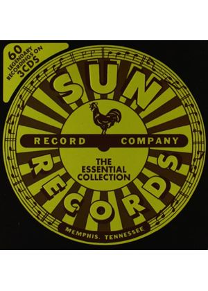 Various Artists - Sun Records Essential Collection (Limited Edition/Collectors Tin) (Music CD)