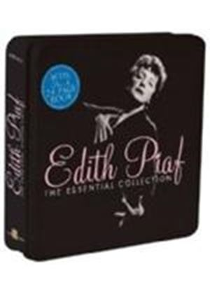 Edith Piaf - Essential Collection, The (Limited Edition) (Music CD)