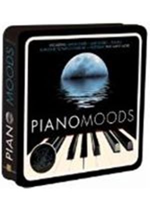 Various Artists - Piano Moods (Limited Edition/Collectors Tin) (Music CD)