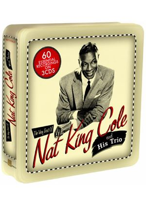 Nat 'King' Cole Trio (The) - Very Best Of Nat King Cole And His Trio, The (Limited Edition/Collectors Tin) (Music CD)