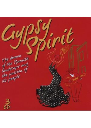 Various - Gypsy Spirit (Music CD)