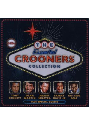 The Essential Crooners Collection (Music CD)