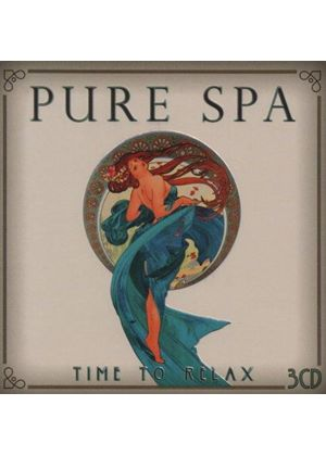 Various Artists - Pure Spa - Time to Relax (Music CD)